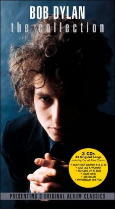 The Collection, Vol. 3: Blonde on Blonde/Blood on the Tracks/Infidels