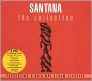 The Collection: Santana/Abraxas/Santana III [2005 Small Box]