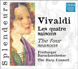 Vivaldi: Les quatre saisons / The four seasons