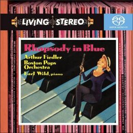 Gershwin: Rhapsody in Blue, etc. [Hybrid SACD]