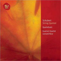 Schubert: String Quintet, Quartettsatz