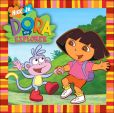 CD Cover Image. Title: Dora the Explorer