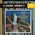 CD Cover Image. Title: Dvork's New World Symphony and Other Orchestral Masterworks, Artist: Fritz Reiner