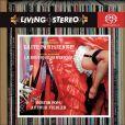 CD Cover Image. Title: Offenbach: Gaite Parisienne; Rossini-Respighi: La Boutique Fantasque, Artist: Arthur Fiedler
