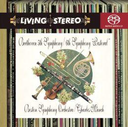 Beethoven: Symphonies Nos. 5 & 6 Pastoral [Hybrid SACD]