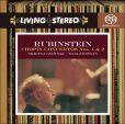 CD Cover Image. Title: Chopin: Piano Concertos Nos. 1 & 2 [Hybrid SACD], Artist: Arthur Rubinstein
