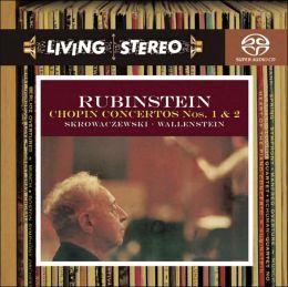 Chopin: Piano Concertos Nos. 1 & 2 [Hybrid SACD]