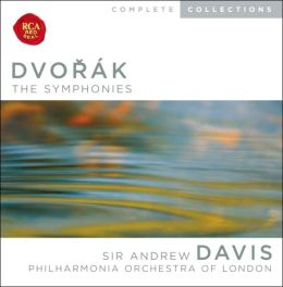 Dvorák: Symphonies Nos. 1-9; In Nature; Serenade for Winds; Serenade for Strings, etc. [Box Set]
