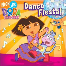 Dora the Explorer: Dance Fiesta!