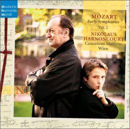 Mozart: Early Symphonies, Vol. 2