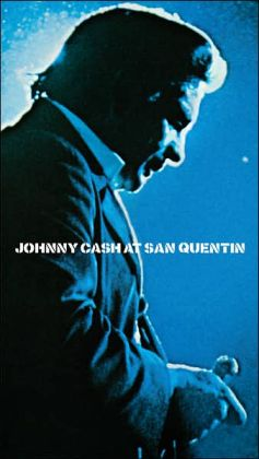 Johnny Cash at San Quentin [CD/DVD]