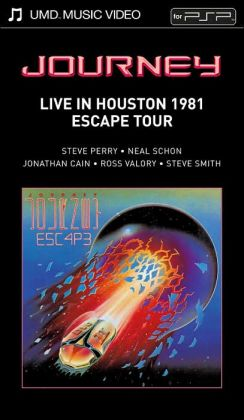 Journey: Live in Houston 1981 - The Escape Tour
