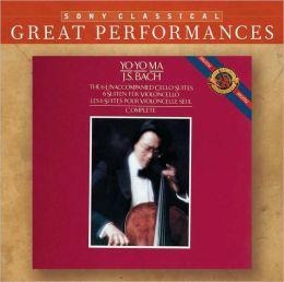 Bach: Unaccompanied Cello Suites