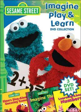 Sesame Street: Imagine, Play & Learn