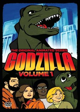 Godzilla The Original Animated Series 1
