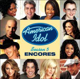 American Idol Season 5: Encores