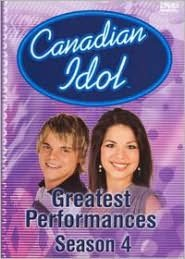 Canadian Idol Season 4: Spotlights