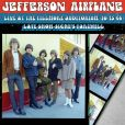 CD Cover Image. Title: Live at the Fillmore Auditorium 10/15/66: Late Show: Signe's Farewell, Artist: Jefferson Airplane