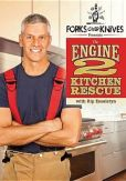 Video/DVD. Title: The Engine 2 Kitchen Rescue
