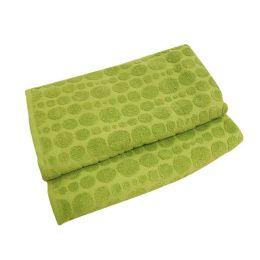 Beads Terry Bath Towel - Apple (27