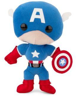 Capt America Plushie