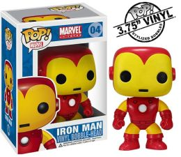 Marvel Pop Bobble Head - Iron Man Classic