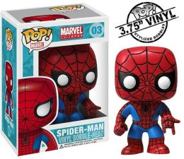 Marvel Pop Bobble Head - Spiderman Classic