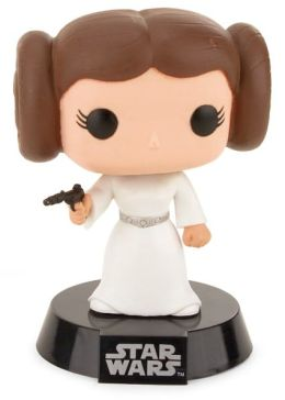 Star Wars Pop Bobble Head - Princess Leia