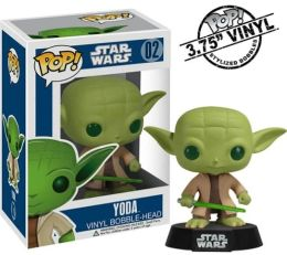 Star Wars Pop Bobble Head - Yoda