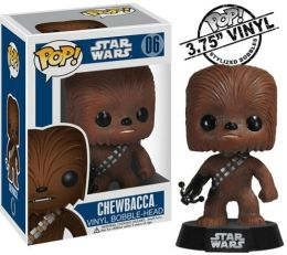 Star Wars Pop Bobble Head - Chewbacca