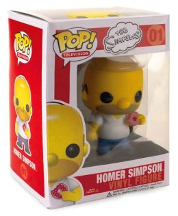 POP Simpsons: Homer Simpson