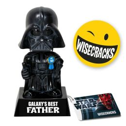 Wacky Wisecracks - Darth Vader: ''Galaxy's #1 Father''