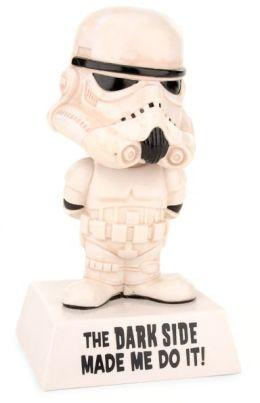 Wacky Wisecracks - Stormtrooper: ''The Darkside Made Me Do It!''