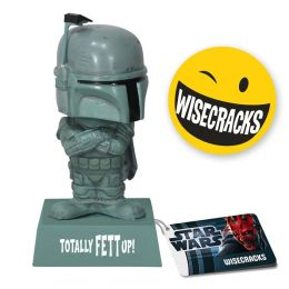 Wacky Wisecracks - Boba Fett: ''Totally Fett Up!''