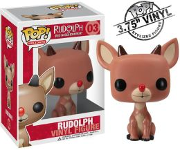 POP! Holiday Rudolph Vinyl Figure