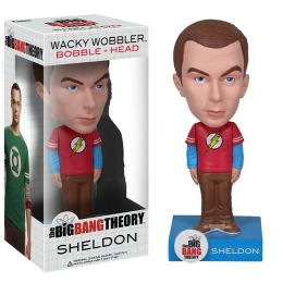 The Big Bang Theory Wacky Wobbler , Sheldon