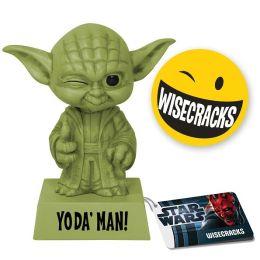 Wacky Wisecracks - Yoda: ''Yoda' Man''