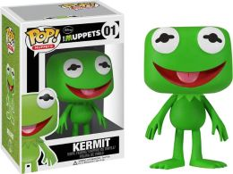 POP! Muppets Vinyl Figure, Kermit the Frog