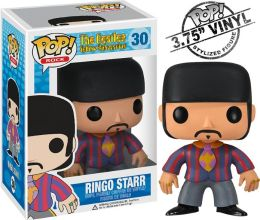 POP! Rocks the Beatles Vinyl Figure, Ringo Starr