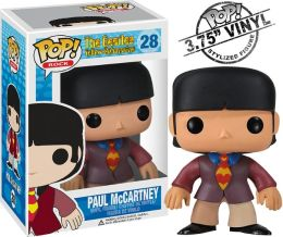 POP! Rocks the Beatles Vinyl Figure, Paul McCartney