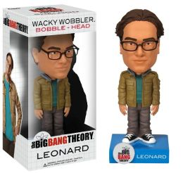 The Big Bang Theory Wacky Wobbler , Leonard