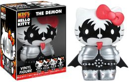 Hello Kitty KISS Vinyl Figure, Demon