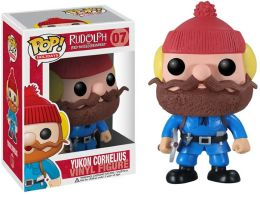 POP! Holiday Yukon Cornelius Vinyl Figure