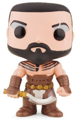 Pop Game Of Thrones (Vinyl): Khal Drogo