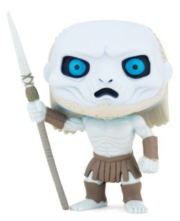 Pop Game Of Thrones (Vinyl): White Walker