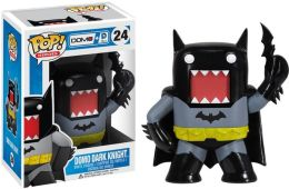 Pop Heroes (Vinyl): Dark Knight Batman Domo