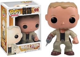 POP Television (Vinyl): Walking Dead Merle