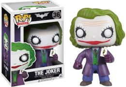 POP Heroes (Vinyl): Dark Knight MOVIE The Joker