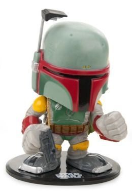 Boba Fett Funko Force Bobble-head