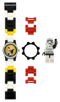 LEGO Star Wars Watch with Mini Figure - Storm Trooper